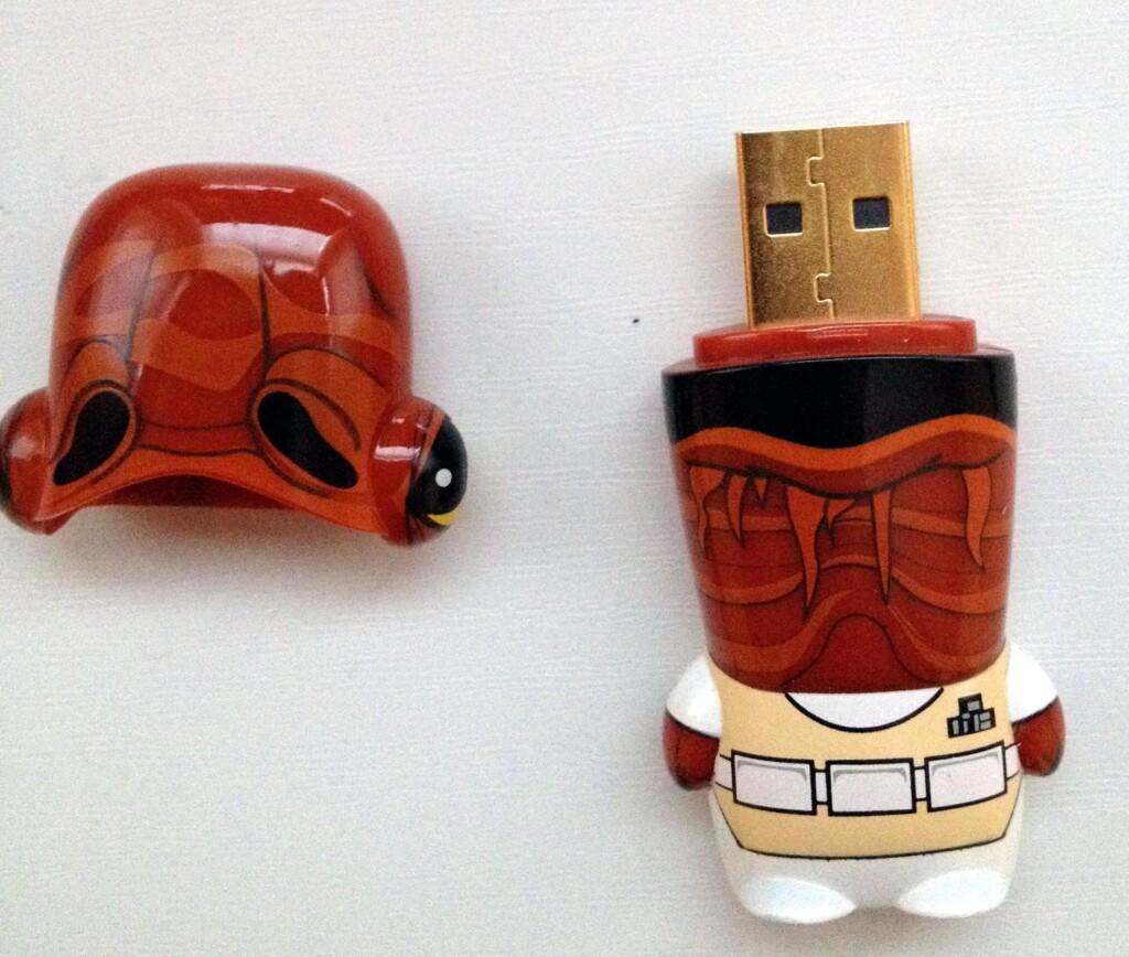 Admiral Ackbar USB Drive