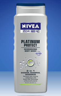 Nivea for Men Platinum Protect