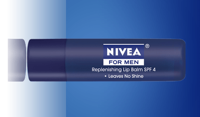 Nivea for Men Lip Balm Replenishing