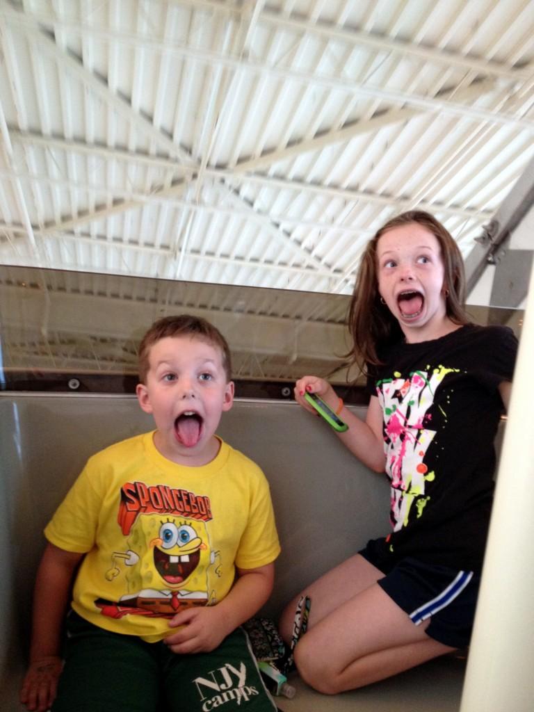 Food Court Ferris Wheel