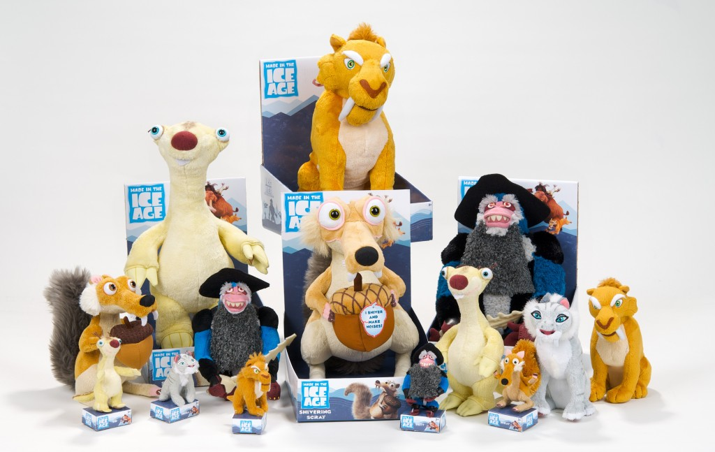 Plush Dolls from Just Play Group