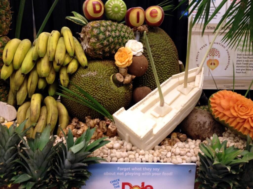 Ship Pineapple Art