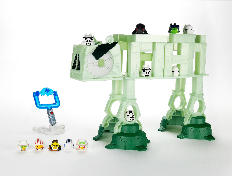 Angry Birds Star Wars Toys : Angry birds star wars soft toys cm u ac hugovk flickr