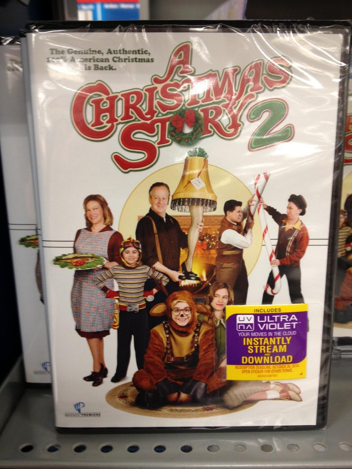 Christmas Story 2.A Christmas Story 2 Or Has Anyone Seriously Seen This