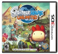 Scribblenauts Unlimited for 3DS