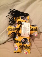 Steelers Damn It Doll