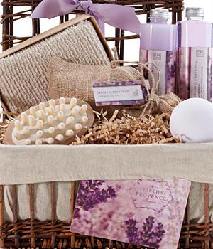 ProFlowers Lavender Gift Basket
