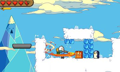 Adventure Time screenshot