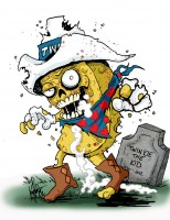 Zombie Twinkie the Kid