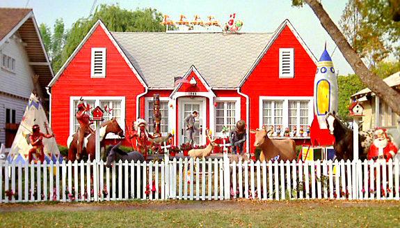 Pee Wee's House