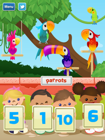 Counting Parrots