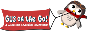 Gus on the Go logo