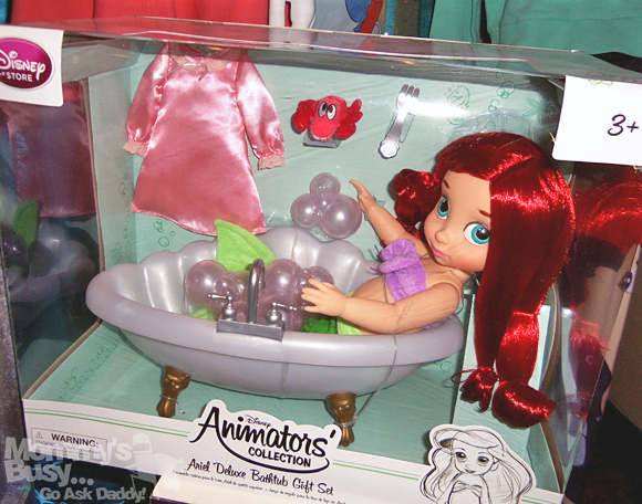 Little Mermaid Bathroom Sets