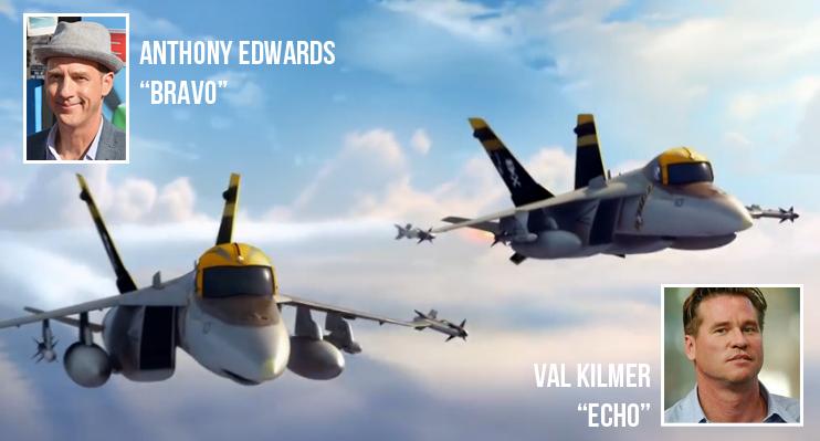 Echo Planes