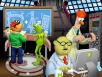 Digitized Muppets