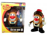 The Doctor Who Mr. Potato Head Toy is One Sad Spud