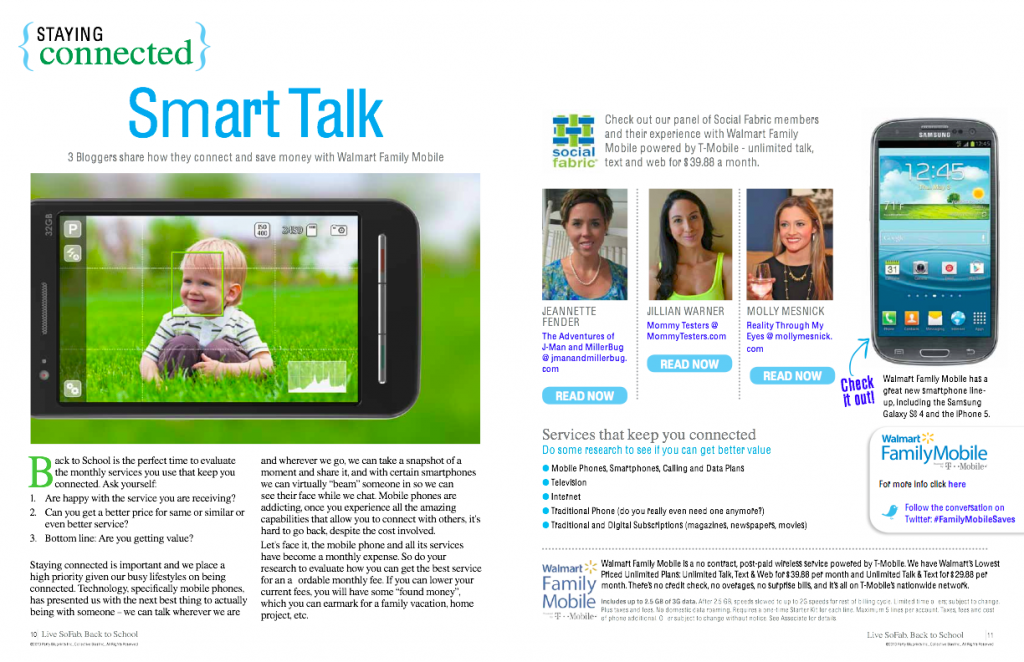 Smart Talk tips #FamilyMobileSaves #shop