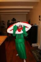 Super Mario Bros. Piranha Plant Costume