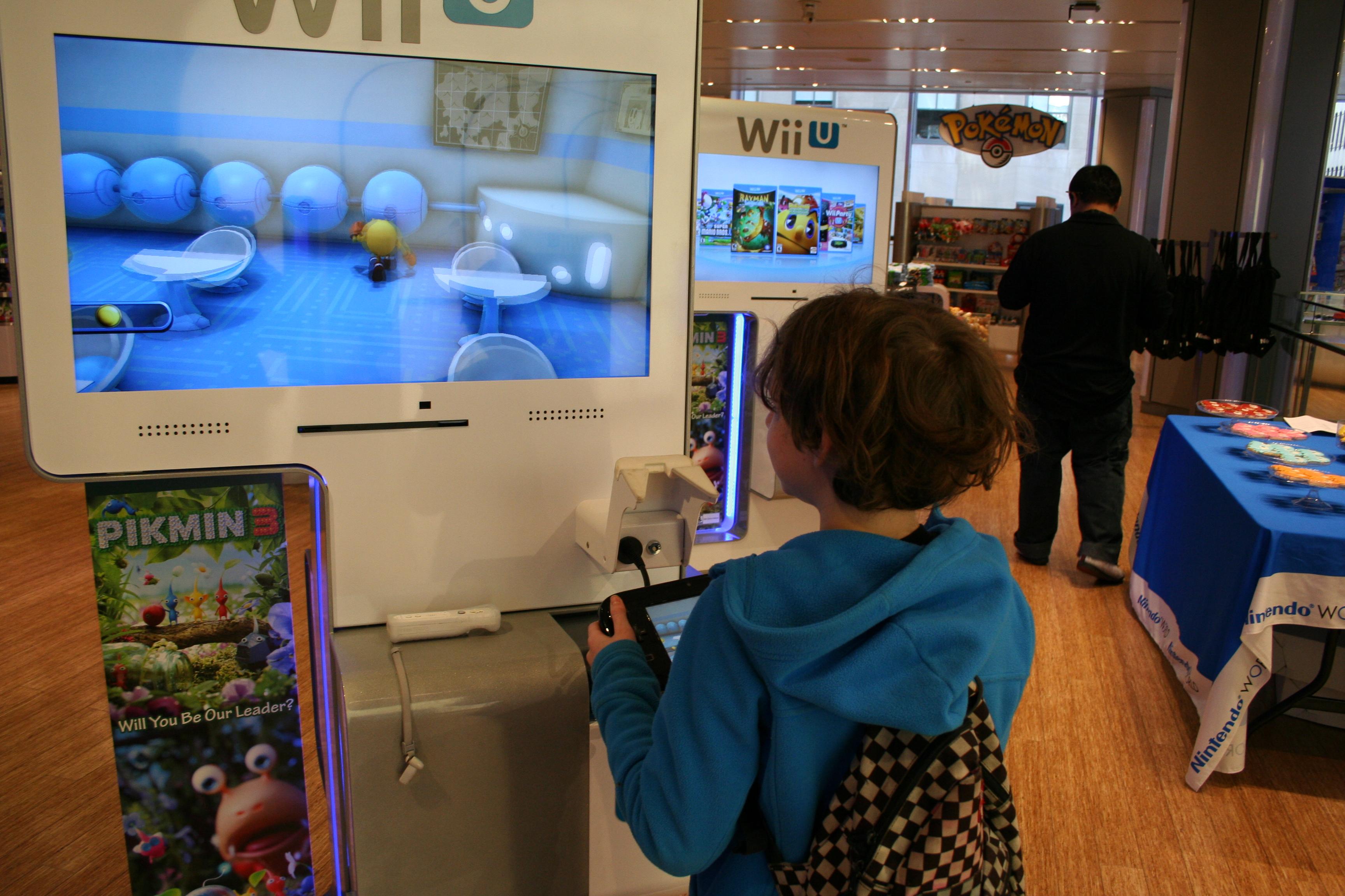 Nintendo World Wii U Pac-Man