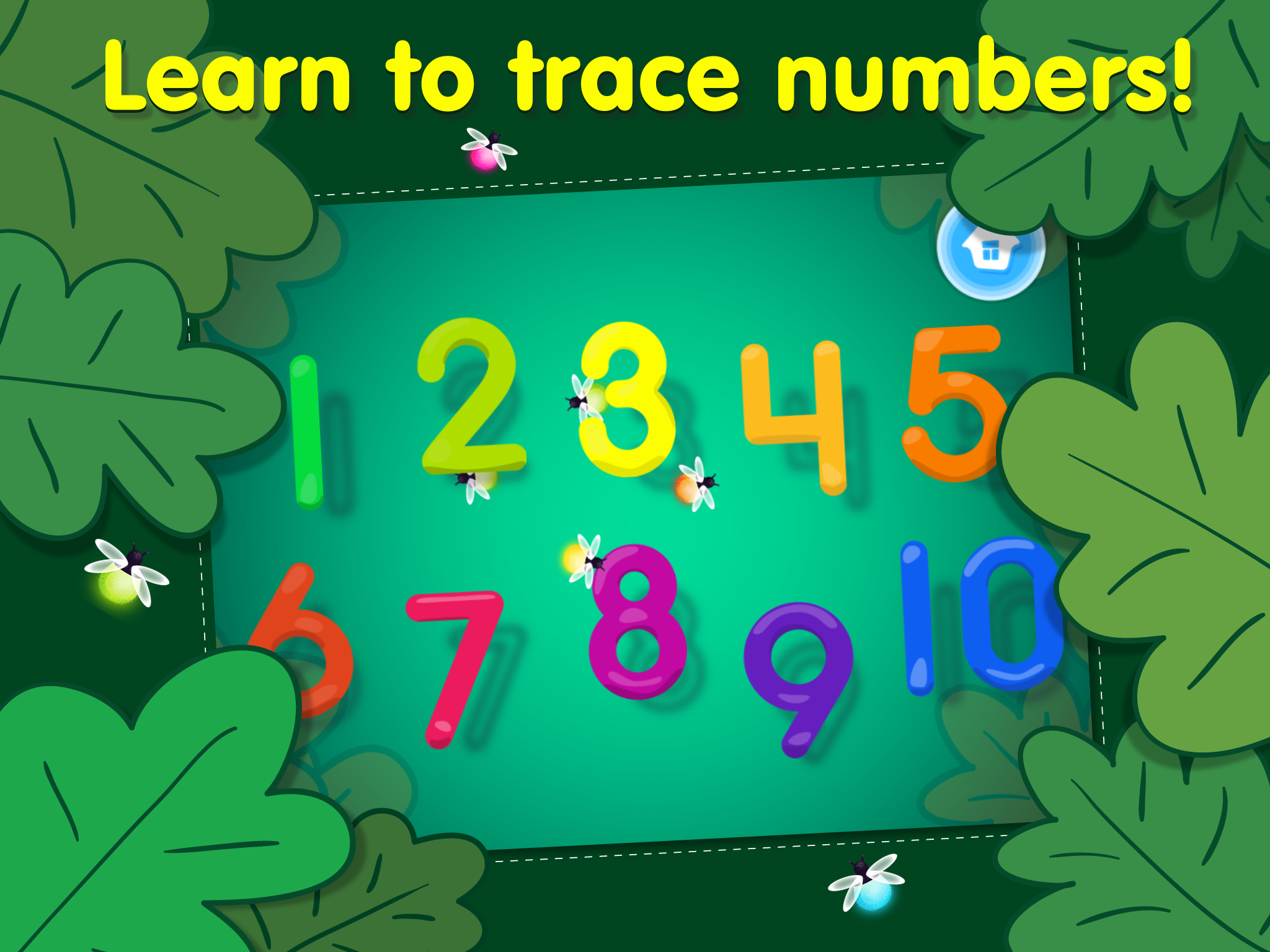 Learn to trace 123