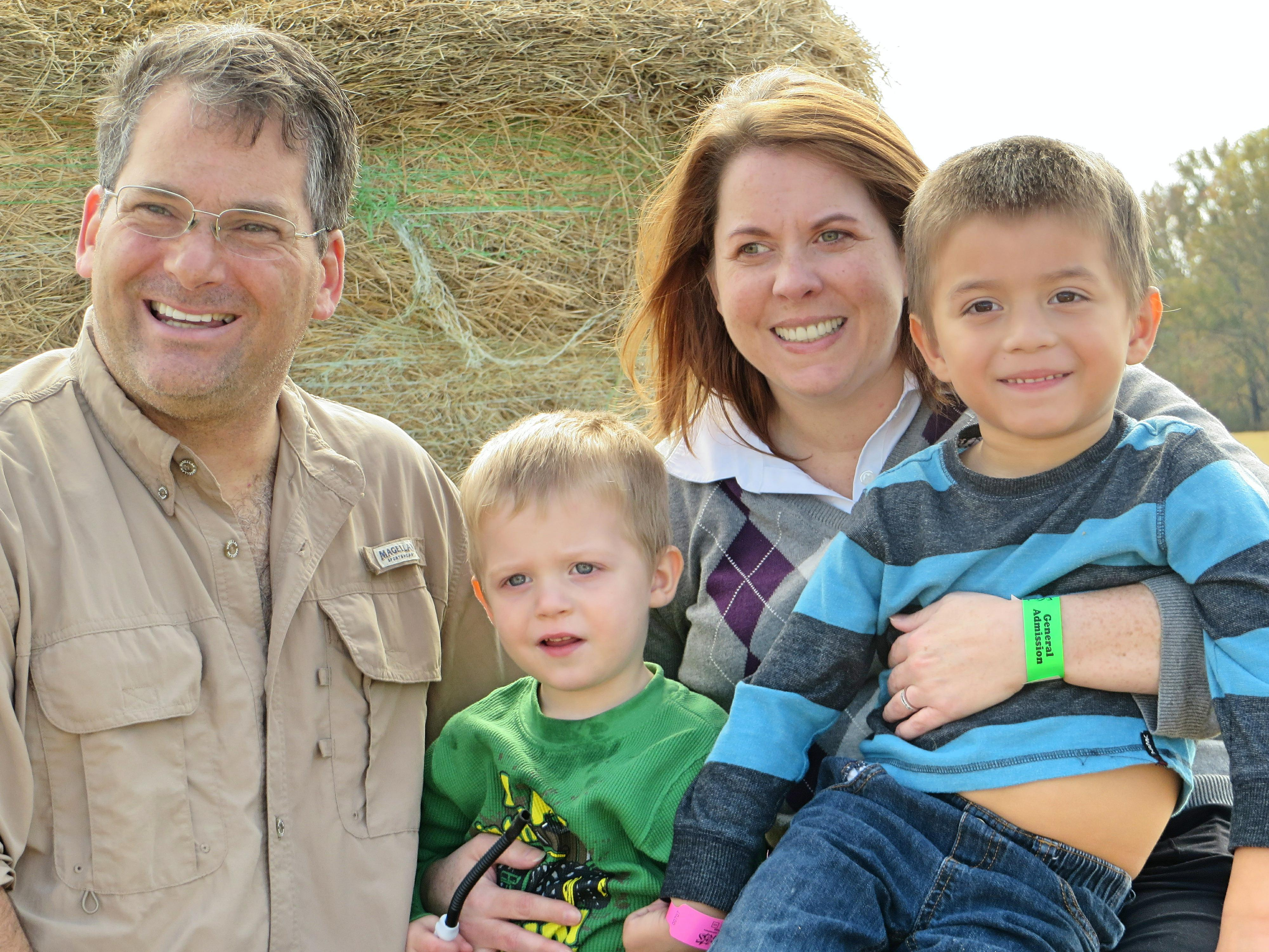 Lieberman Family-2013