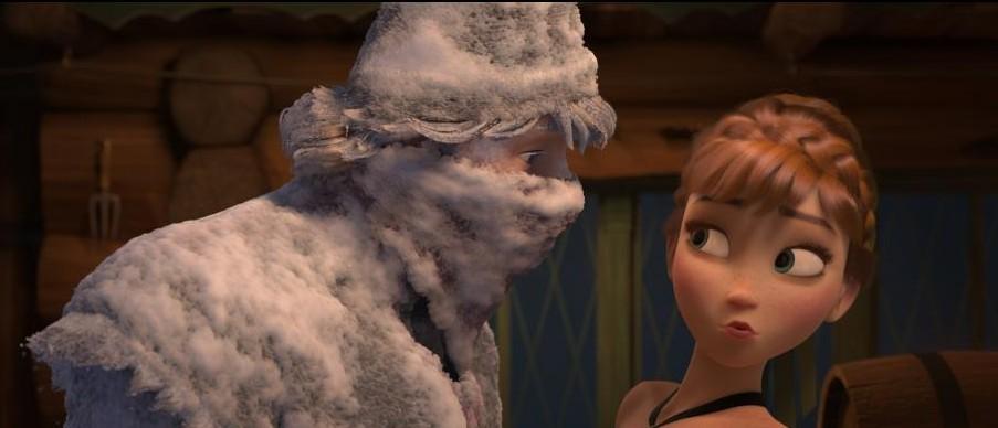 Anna Kristen Bell Frozen