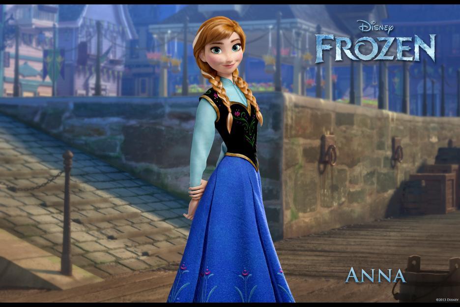 #DisneyFrozen
