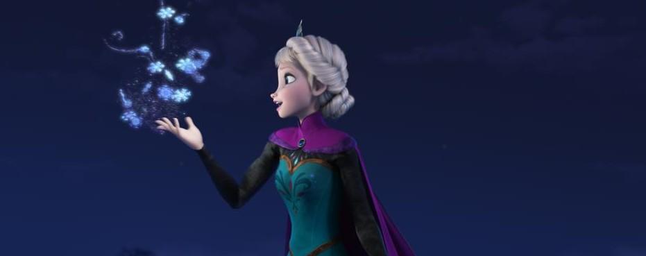 Elsa #DisneyFrozen