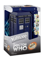Win YAHTZEE: Doctor Who 50th Anniversary Edition (Ends 1/22)