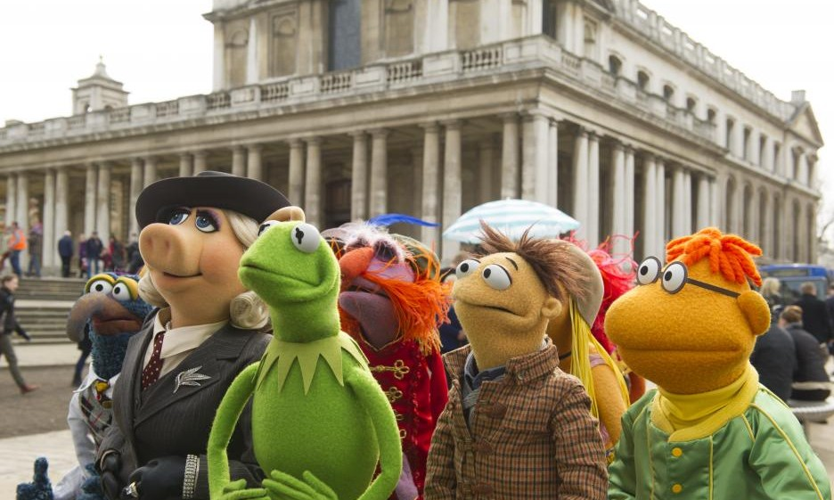 Disney Muppets Most Wanted