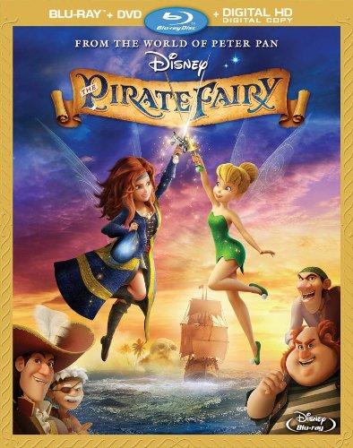 The Pirate Fairy Disney