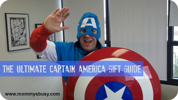 Captain America Gift Guide