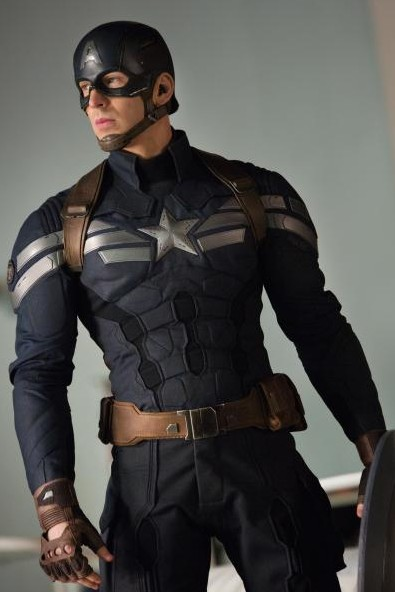 #CaptainAmericaEvent Winter Soldier costume