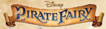 Pirate Fairy logo #PirateFairy