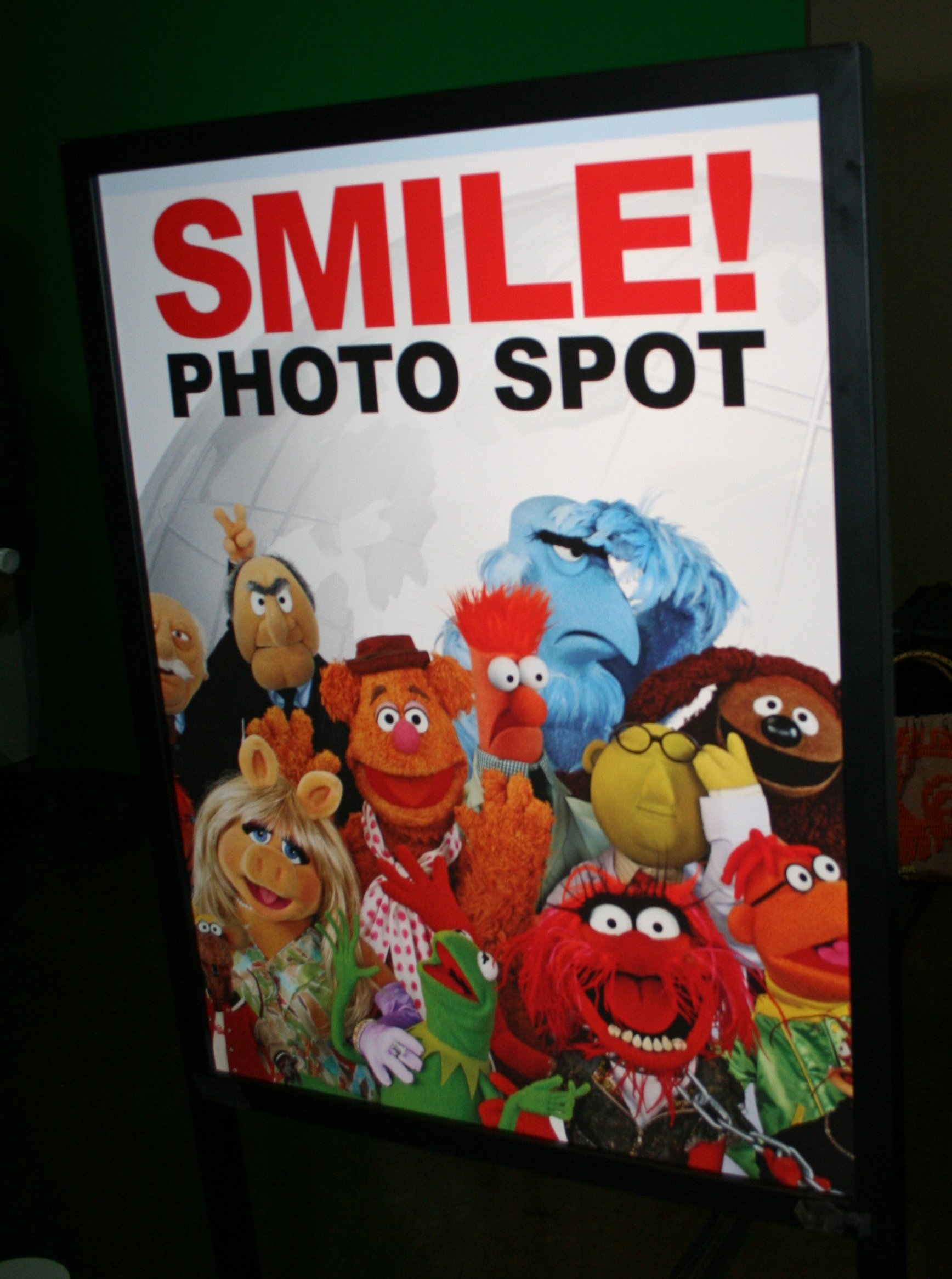 Muppets Photo Booth