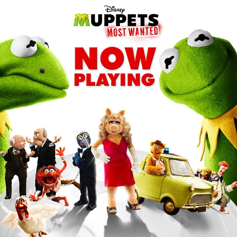 Director James Bobin Talks Muppet Love - #MuppetsMostWantedEvent