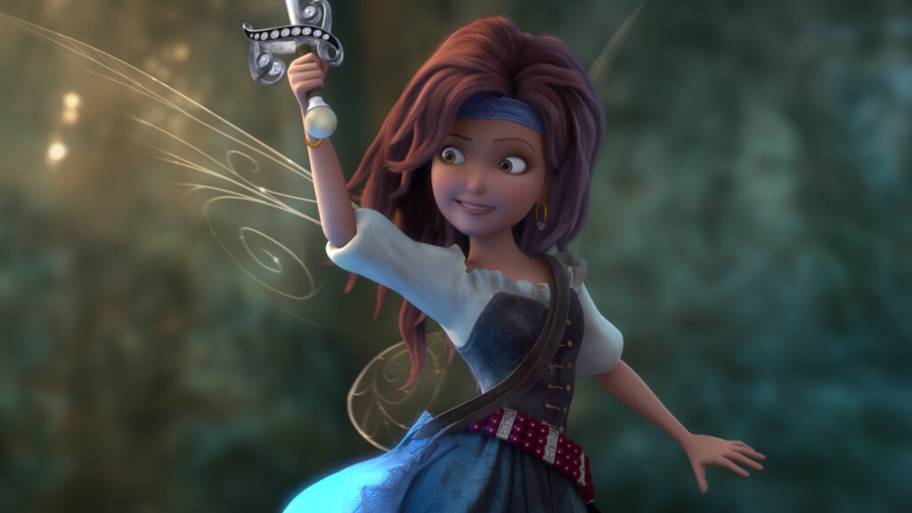 Zarina, the Pirate Fairy!