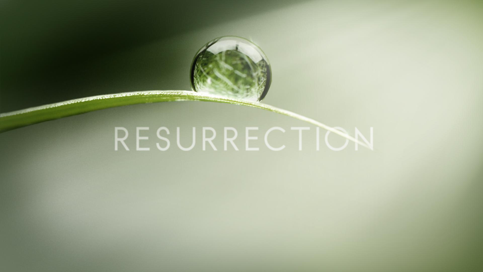 Resurrection logo #ABCTVEvent