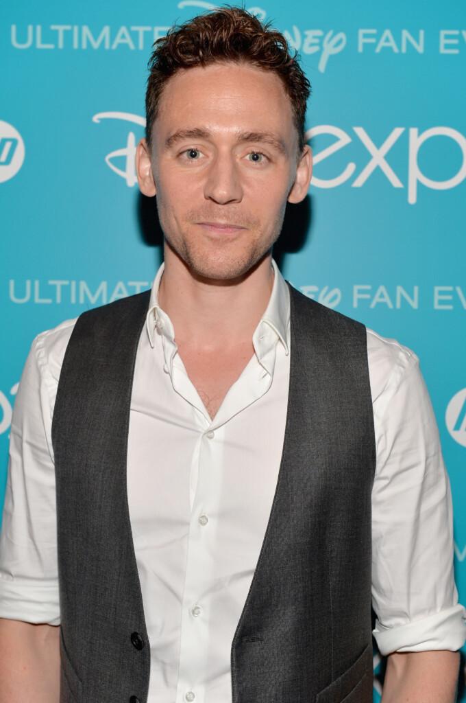 Tom Hiddleston, the voice of James.