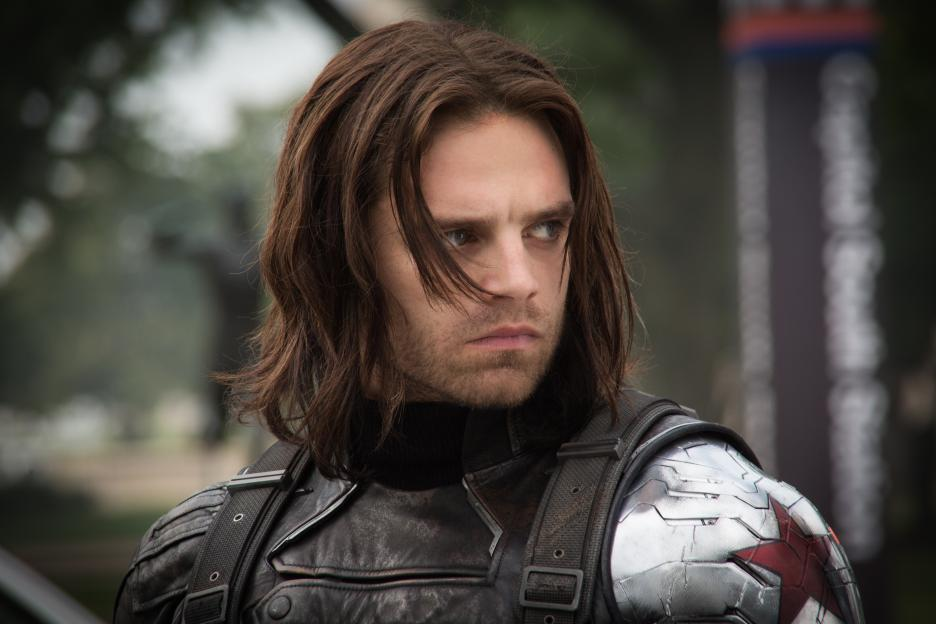 The Winter Soldier #CaptainAmericaEvent