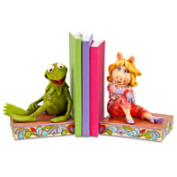 Muppets Bookends