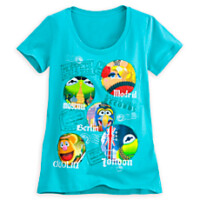 Muppets Tee for Women