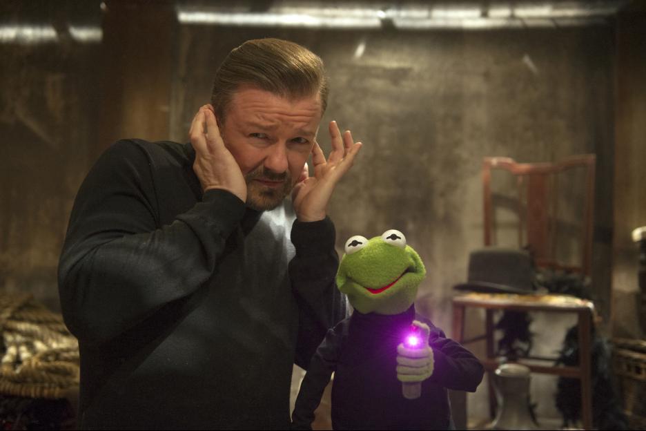Constantine #MuppetsMostWantedEvent