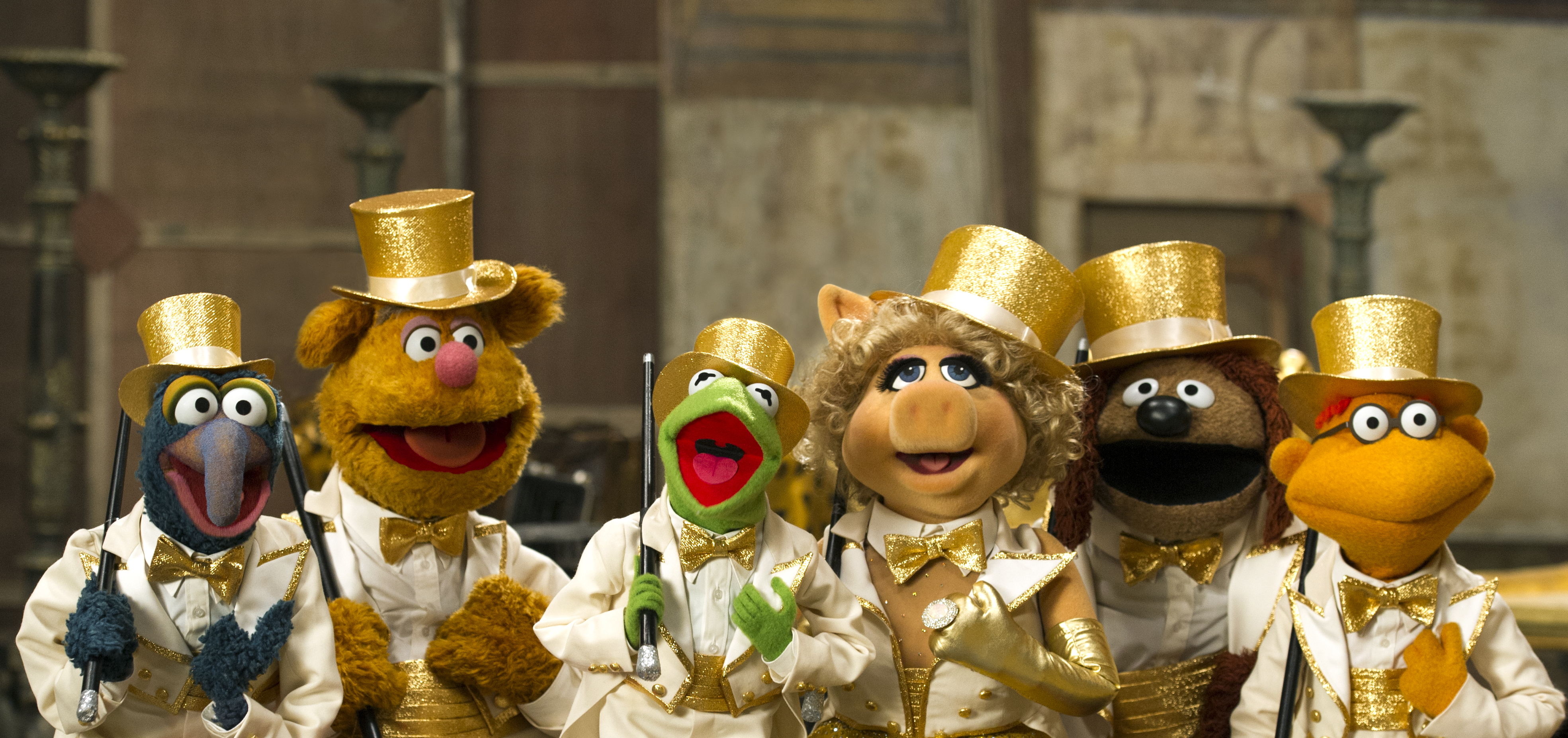 #MuppetsMostWantedEvent Muppets Review