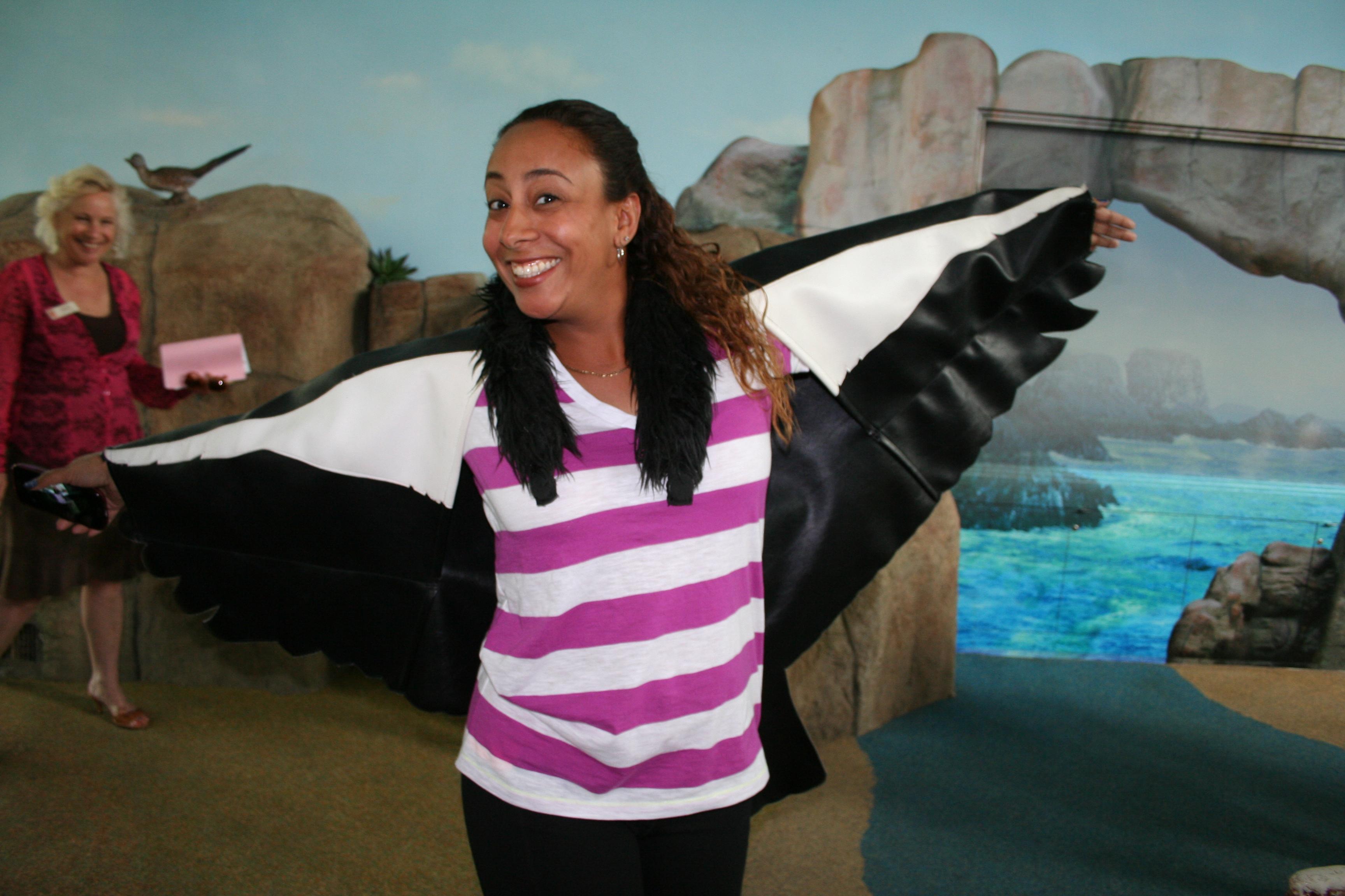 Fly Like a Condor
