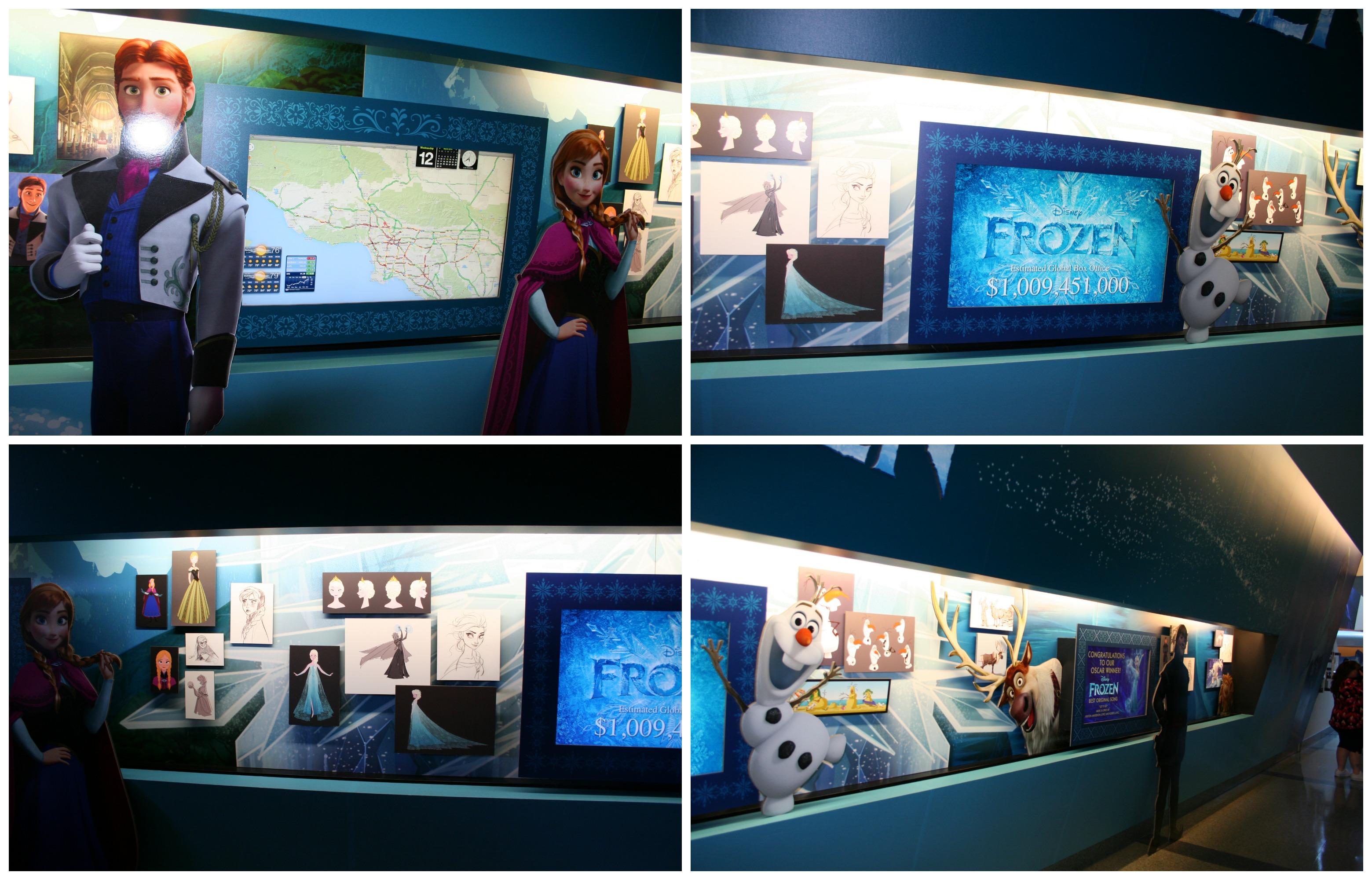 Frozen Collage