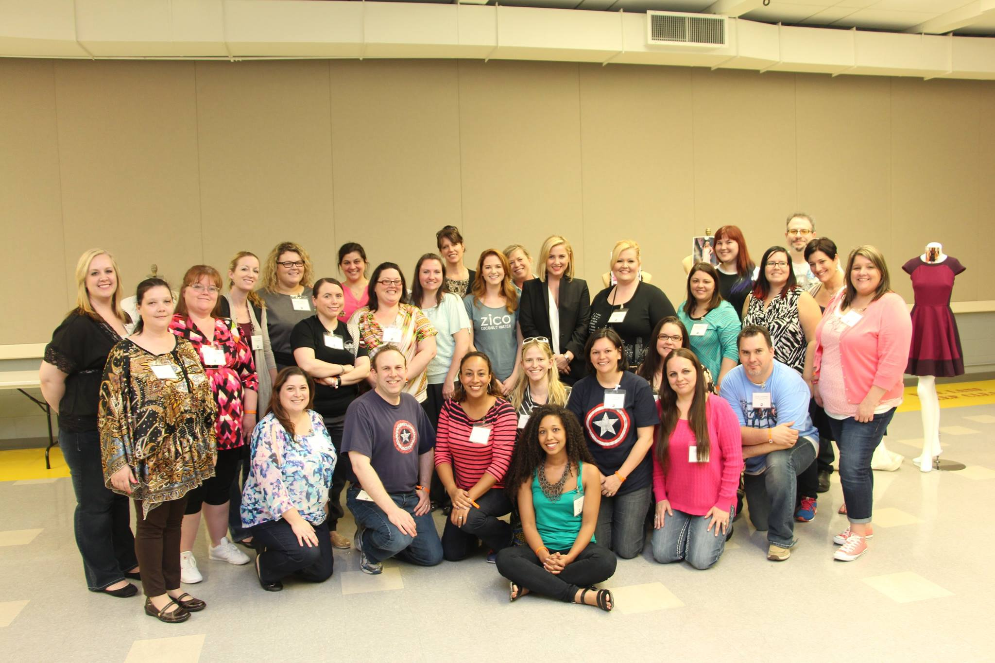 Grey's Anatomy Bloggers #ABCTVEvent