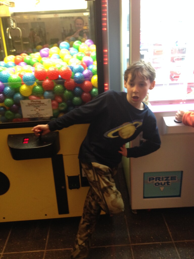 Jason arcade dance