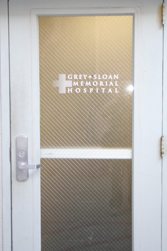Grey Sloan Memorial Hospital #ABCTVEvent