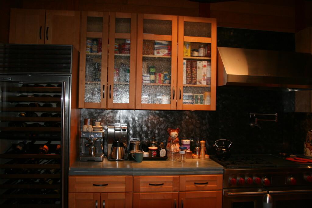 MerDer's Dream house kitchen Grey's Anatomy #ABCTVEvent